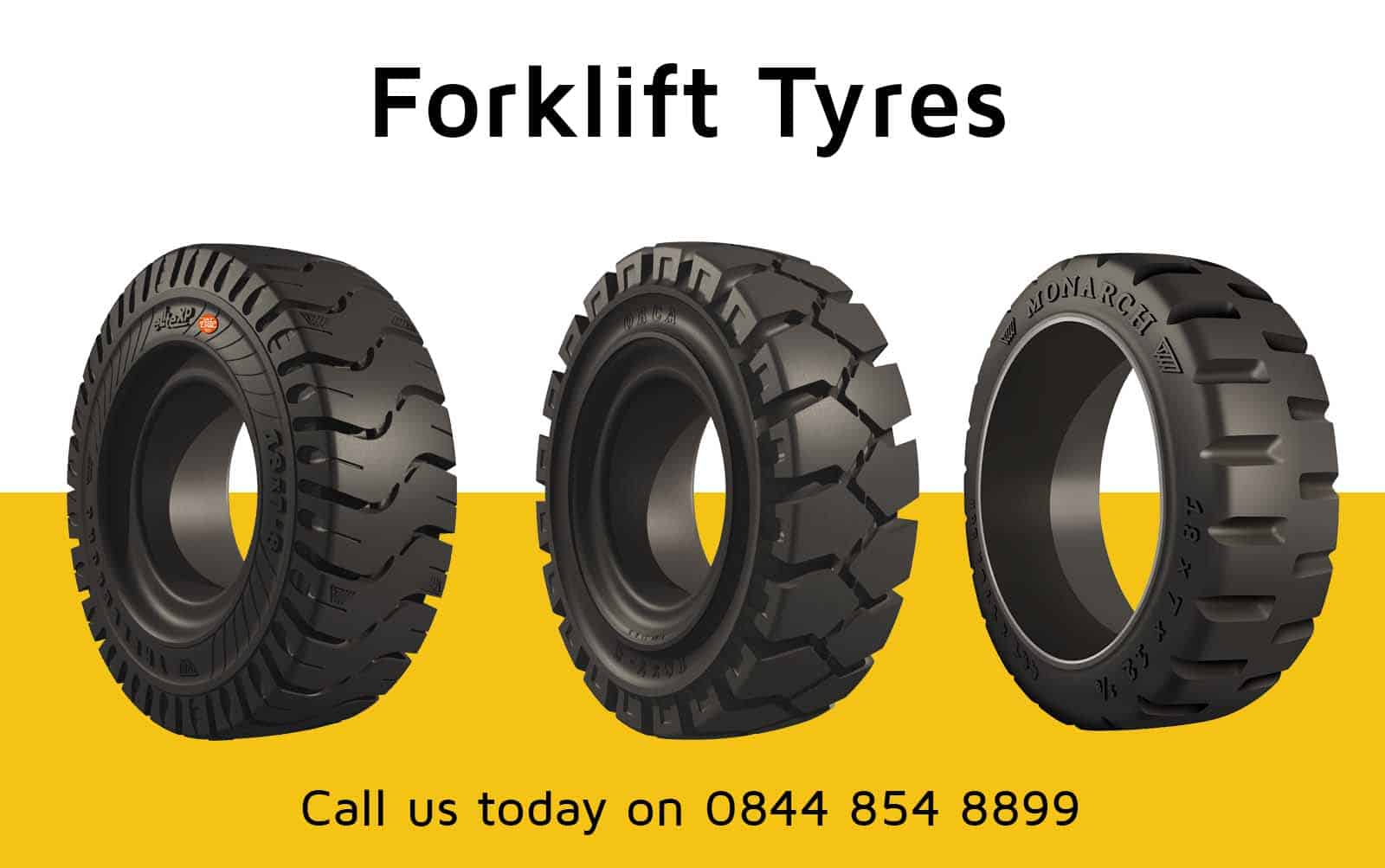 Forklift Tyres for sale
