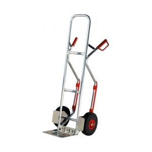 Budget Hand Trolley with Stair Climbers for sale