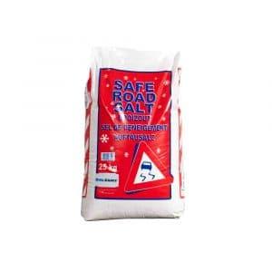 Road Safety De-icing salt