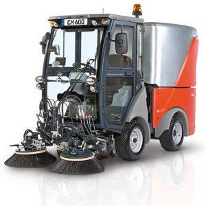 Hako City Master Cleaning equipment