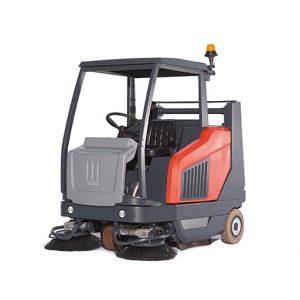 Hako Sweepmaster 1500 RH Cleaning Equipment