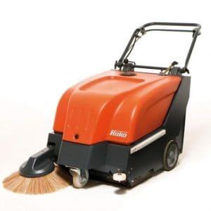Hako Cleaning Equipment - Sweepmaster B650 & P650