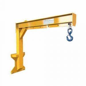 High Lift Jib Forklift Attachment