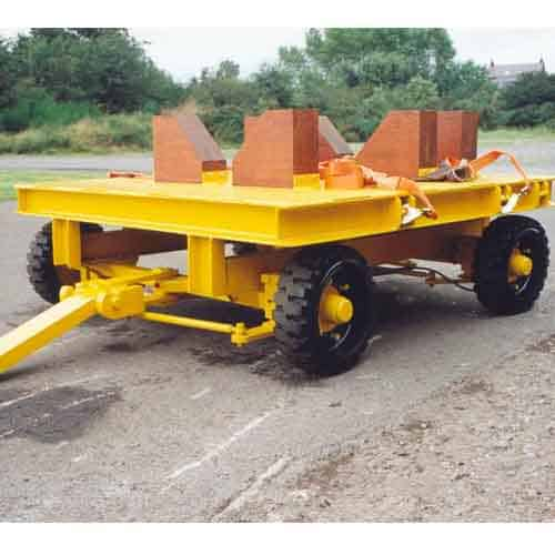 Industrial Trailer Range available for purchase