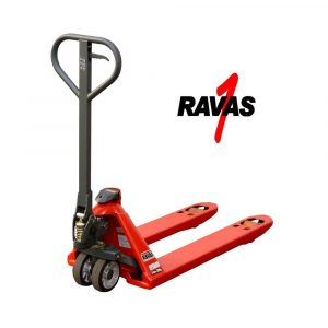 Ravas 1 Weighing Hand Pallet Truck for sale