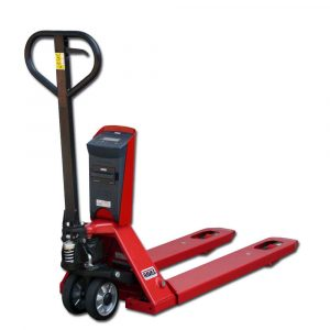 Ravas 2100L Weighing Hand Pallet Truck for Sale