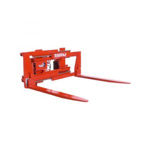 Two Way Fork Clamp Forklift Attachment