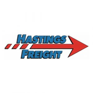 Hastings Freight Company Logo