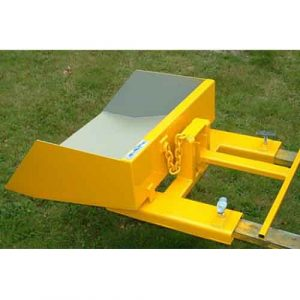 Forklift Attachment High Lift Scoop