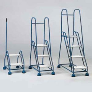 Light Safety Steps suitable for warehouses
