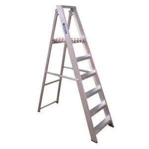 Pinnacle Industrial Platform Step Ladders
