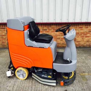 Hako Scrubber Dryer - Used Cleaning Equipment for sale