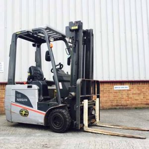 Nissan NO1 Secondhand forklift truck for sale