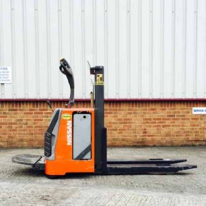 Nissan PPT Used Stacker Truck for sale