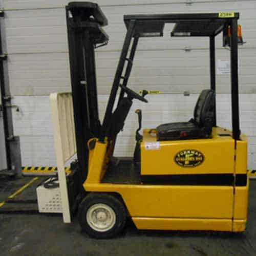Second Hand Yale forklift