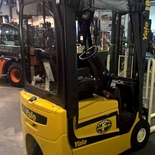 Second hand forklift - Yale ERP15 for sale