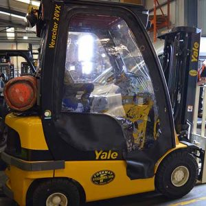 Yale GLP used forklift Truck for sale
