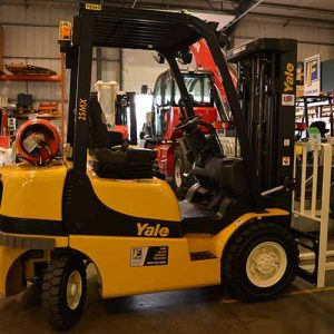 Yale GLP25MX Forklift Truck for sale