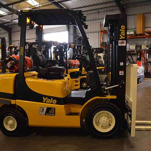 Yale used forklifts for sale
