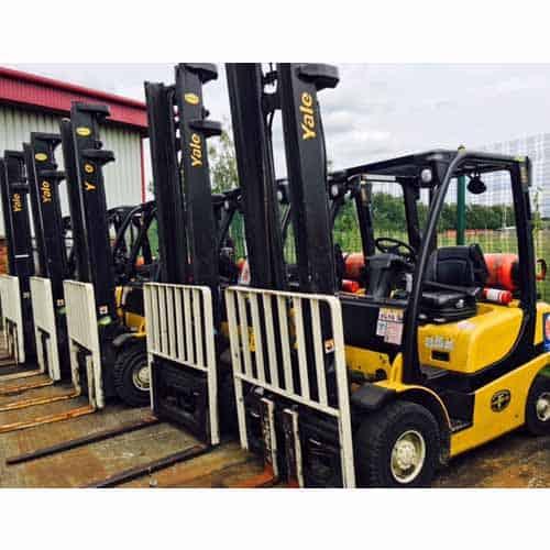 Yale Veracitor 20VX forklift trucks for sale