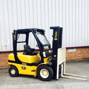 Yale Veracitor 25VX used forklift truck for sale