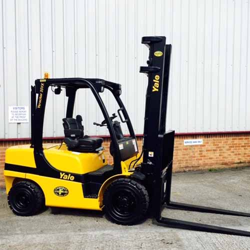 Yale Veracitor 35VX used forklift for sale