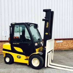 Yale Veracitor 35VX used forklift truck for sale