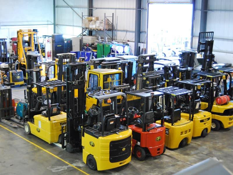 Forklift-Hire